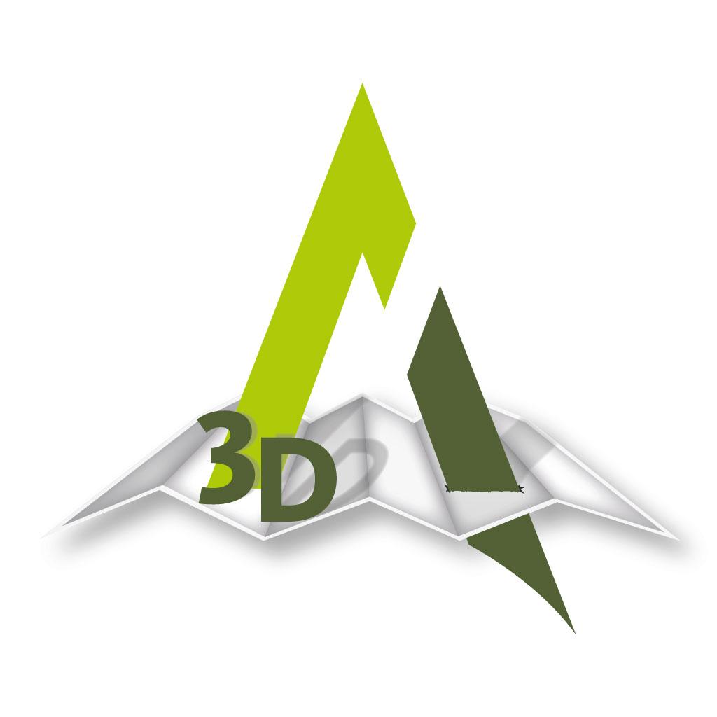 Tourismusverband Schladming Dachstein – App-Icon Design