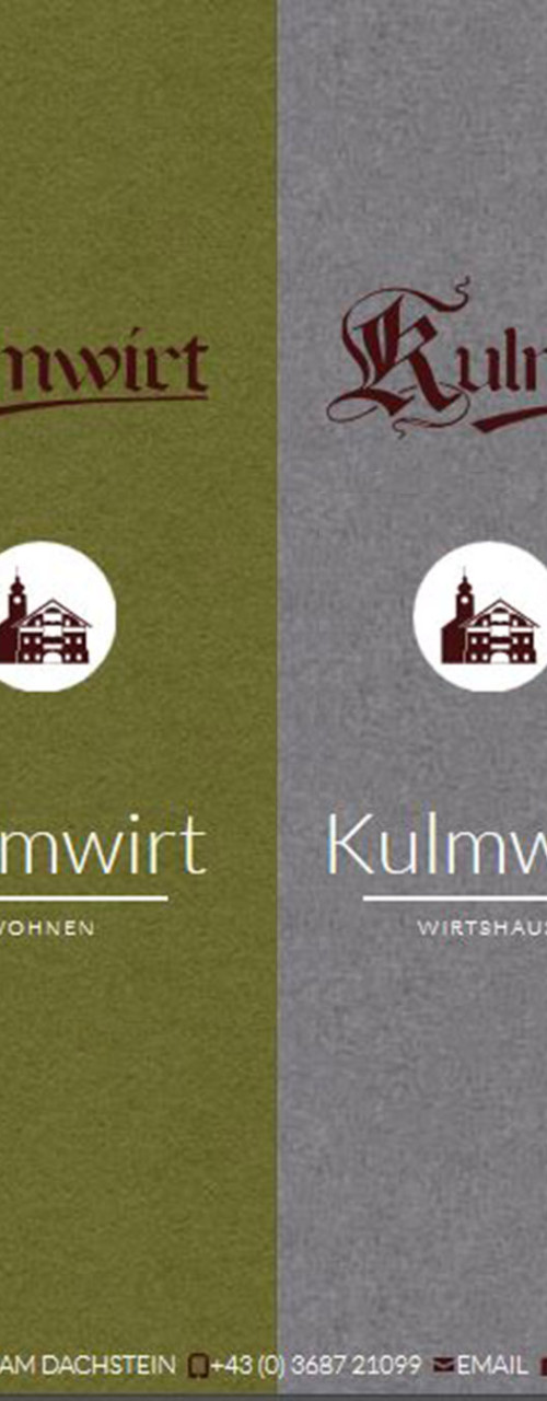 Kulmwirt – Website