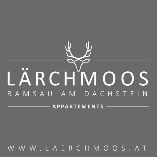 Appartements Lärchmoos – Gestaltung Logo / Corporate Design