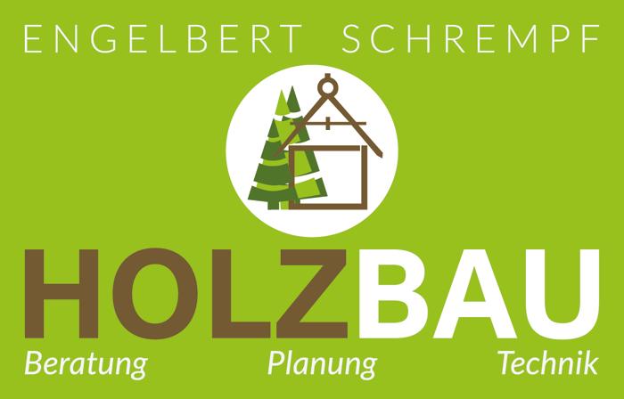 Holzbau Engelbert Schrempf – Logo Design