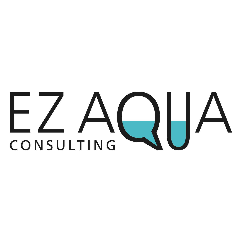 EZ Aqua Consulting – Logo Design