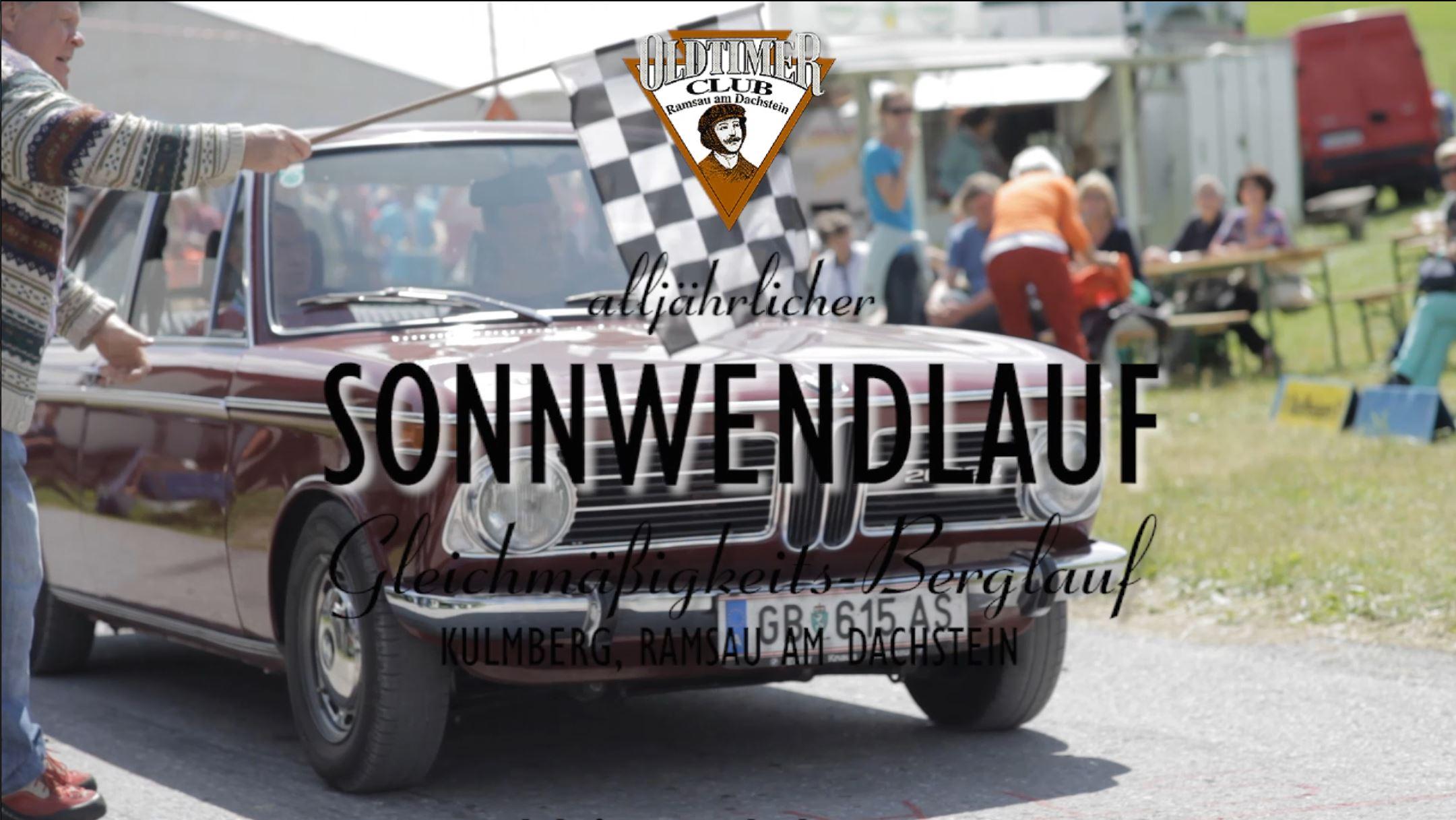 Oldtimerclub Ramsau – Online Videoclip