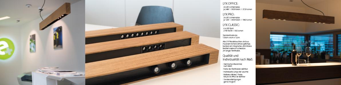 LYX Wooden Lights – Folder