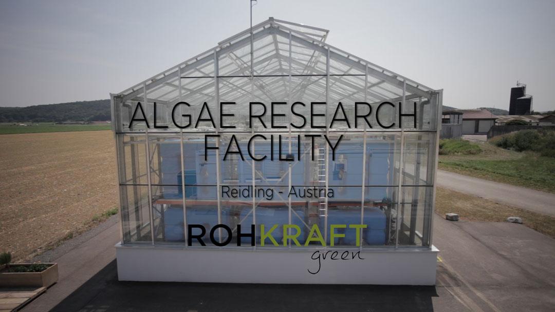 ROHKRAFT green – Imagefilm RnD Facilty Reidling