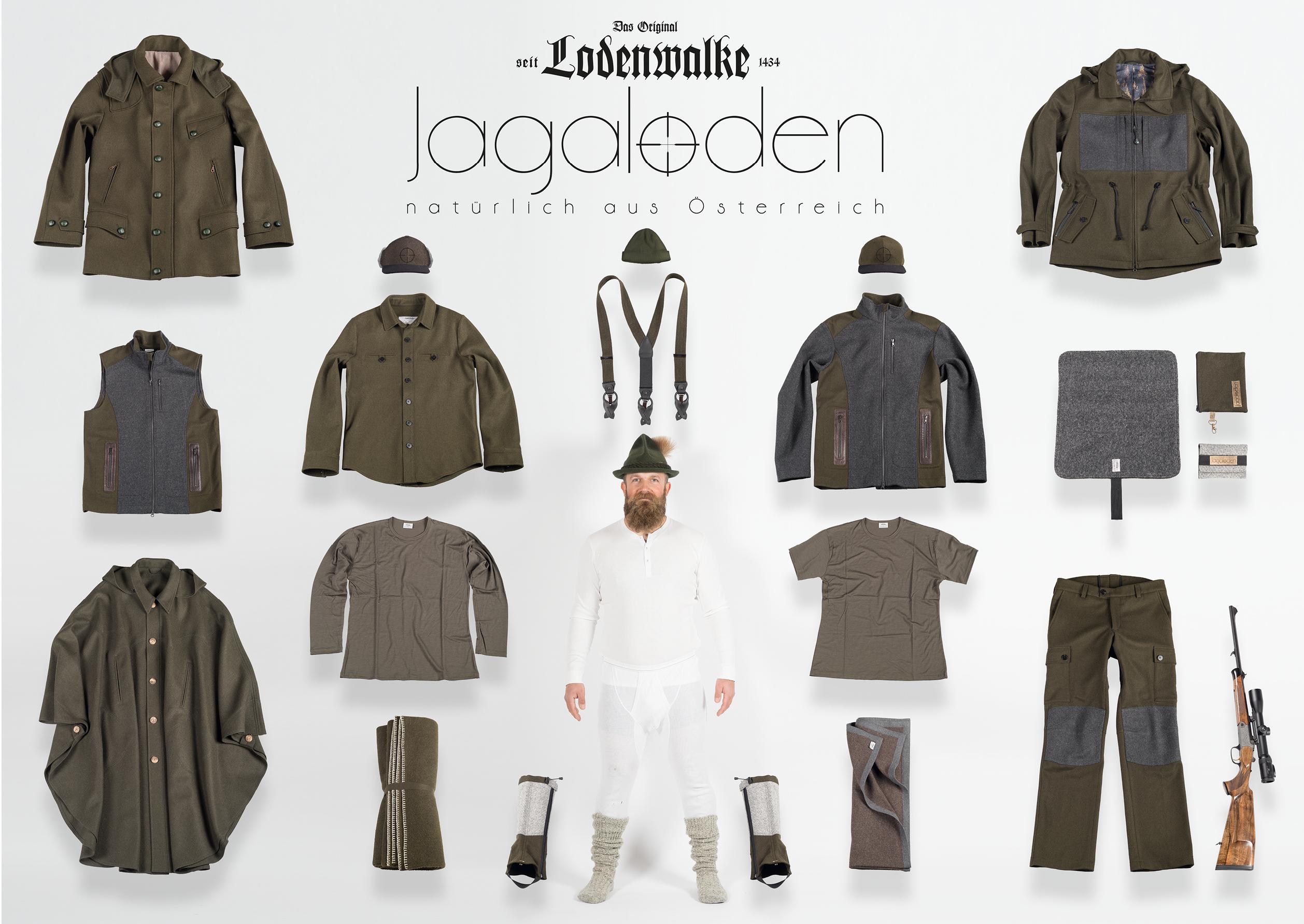 Jagaloden – Werbemittel