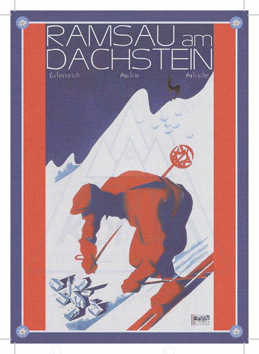 Eigenproduktion – Vintage Postkarten