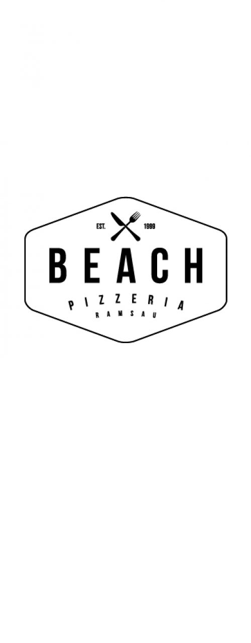 Ramsau Beach – Logo Design / CD