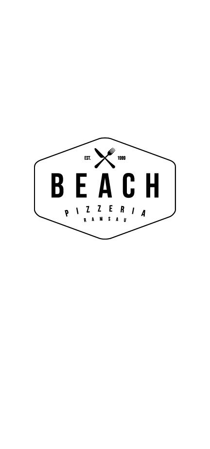 Ramsau Beach – Logo Design / CD