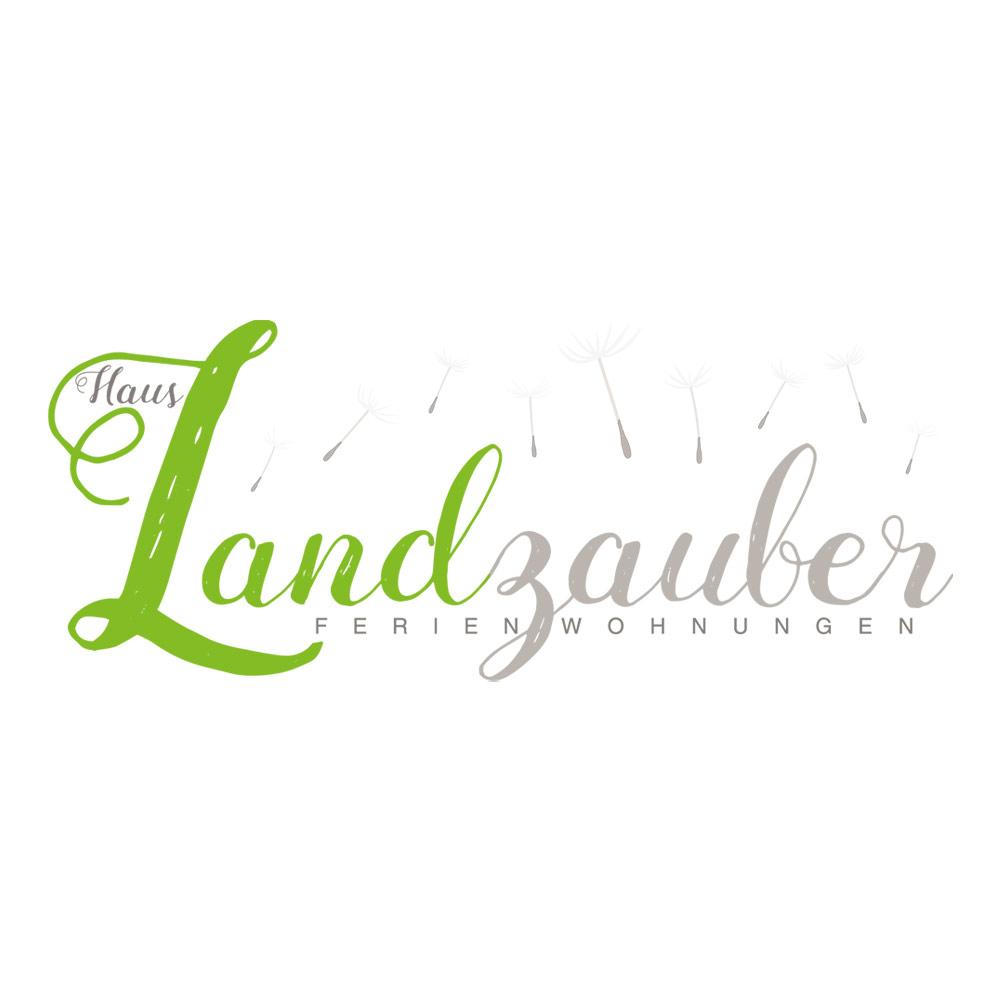 Haus Landzauber – Logo Design