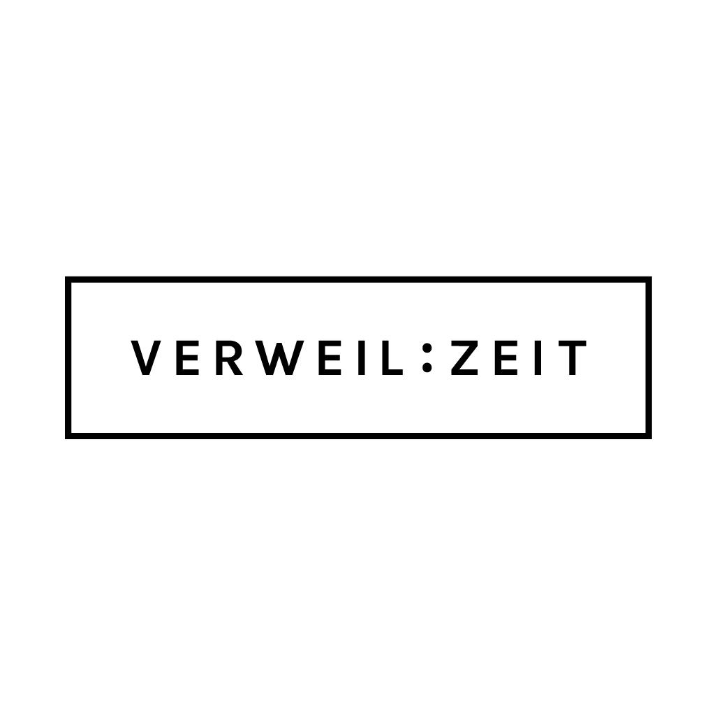 VERWEILZEIT – Logo Design