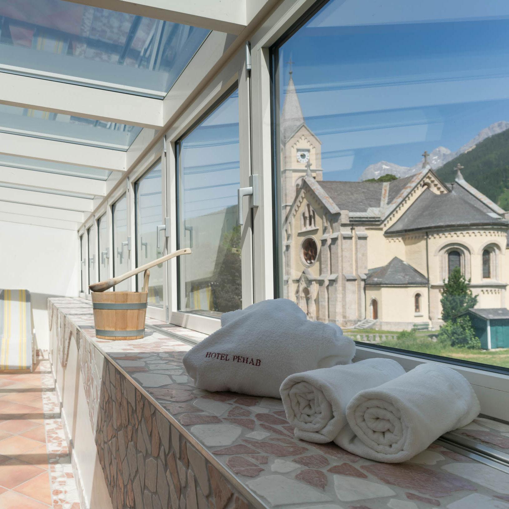 Architektur- / Hotelfotografie – Pehab Kirchwirt Ramsau